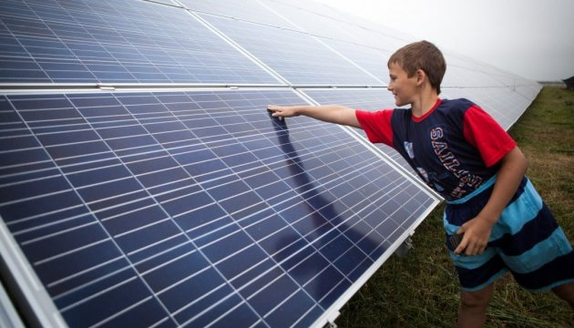 Ukrainian physicist constructs private solar station