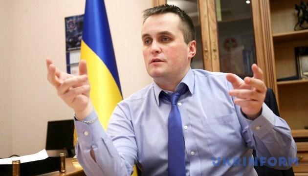 Холодницький обіцяє розпитати Довгого про записи Онищенка