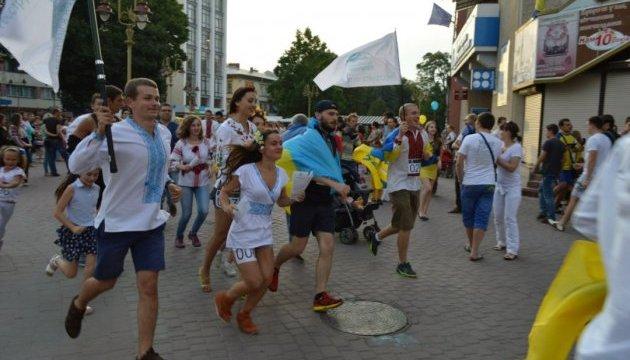 ХОДА запрошує херсонців до участі у пробігу «Забіг у вишиванках»