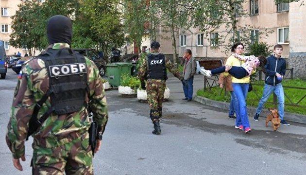 Спецоперація ФСБ у Петербурзі: при штурмі багатоповерхівки вбиті «бойовики»