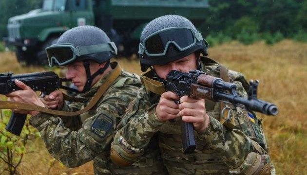Militants shell Ukrainian troops in Donbas 54 times in last day