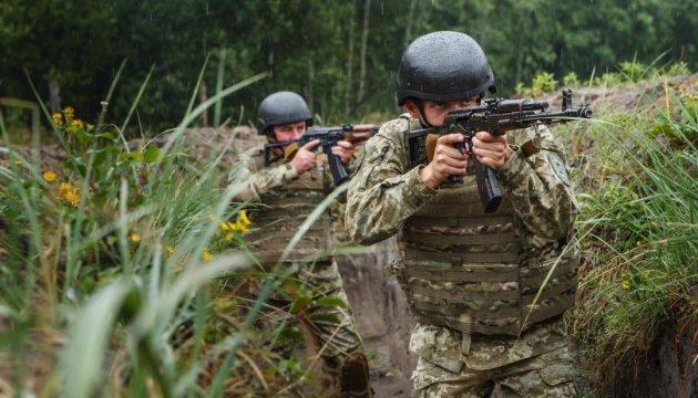 Le bilan de l'ATO : aucun militaire ukrainien n'a été tué