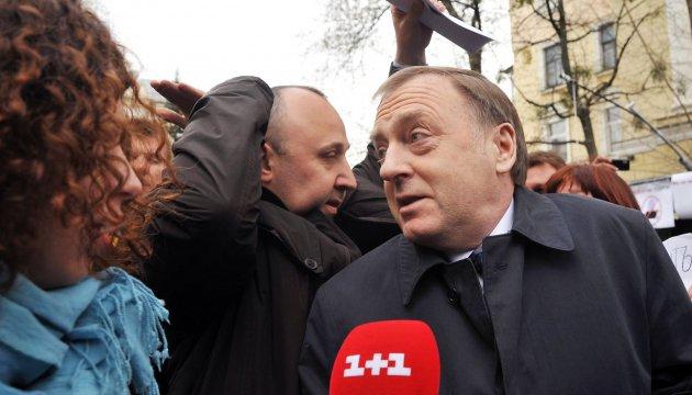 Адвокат Лавриновича про звинувачення у перевороті: Це біг попереду паровоза