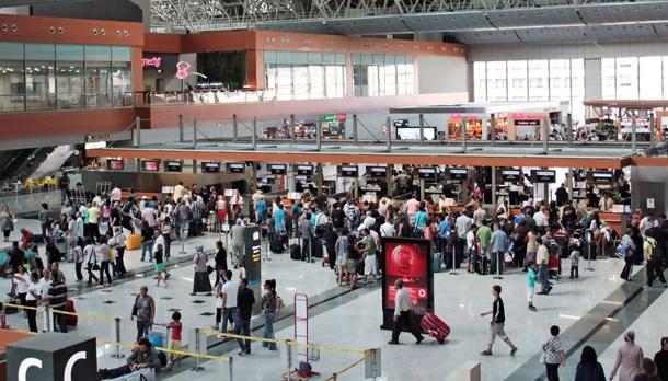 Аэропорт Стамбула начал писать Kyiv вместо Kiev
