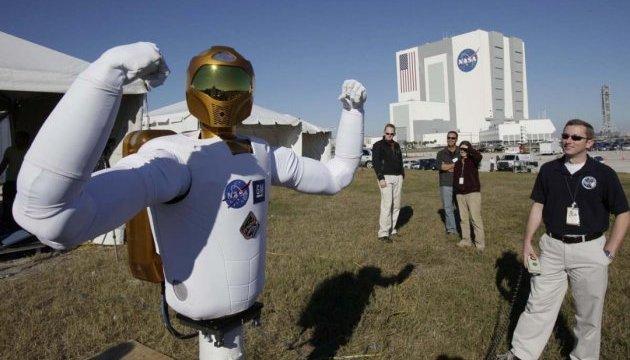 NASA заплатить 1 млн дол за створення робота для польоту на Марс