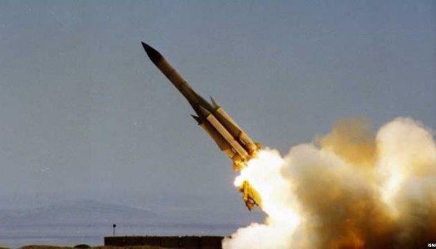 США і Ізраїль підтвердили випробування Іраном балістичної ракети