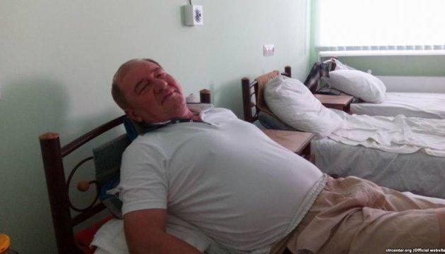 Кримському обудсмену не показали умови утримання Умерова