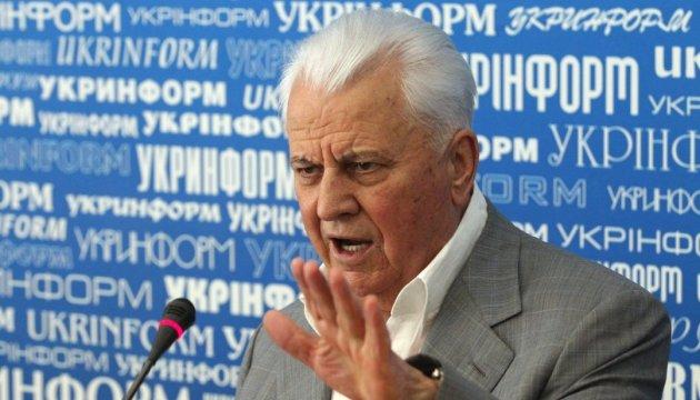 Кравчук заявив  про визначну роль українців у розпаді СРСР