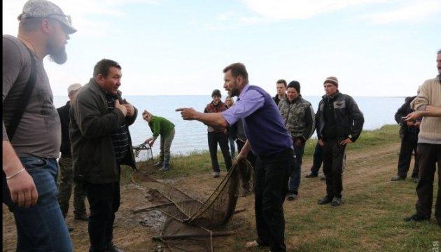 В Одесской области браконьеры напали на сотрудников нацпарка