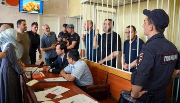 Справа Хізб ут-Тахрір: трьох кримських мусульман етапували з Ростова-на-Дону