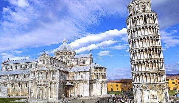 Пизанскую башню после нескольких месяцев карантина открыли для посетителей