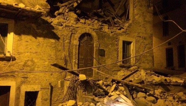 Землетрясение в Италии: шесть погибших