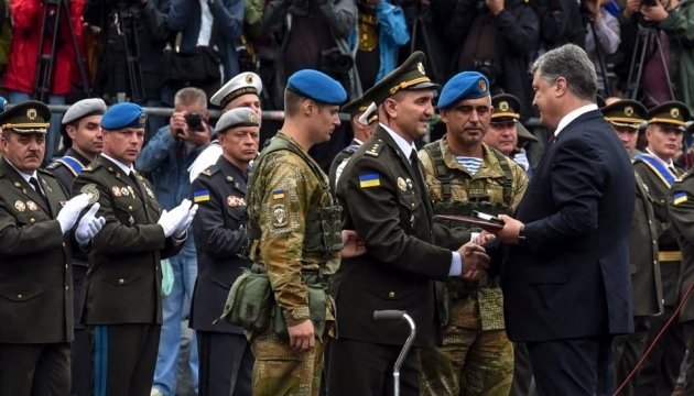 Героями України за час АТО стали 26 військових