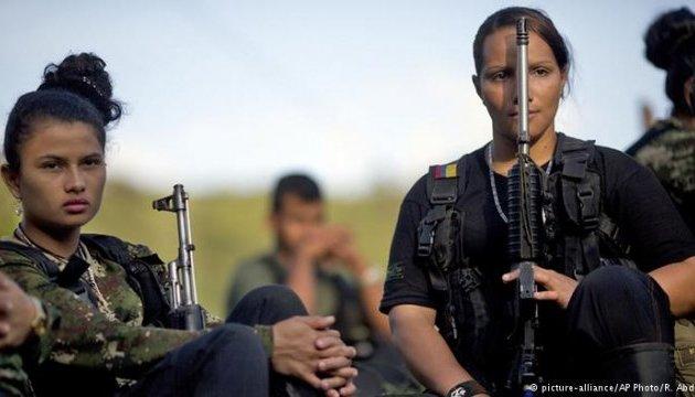 Колумбія оголосила про завершення конфлікту з повстанцями FARC