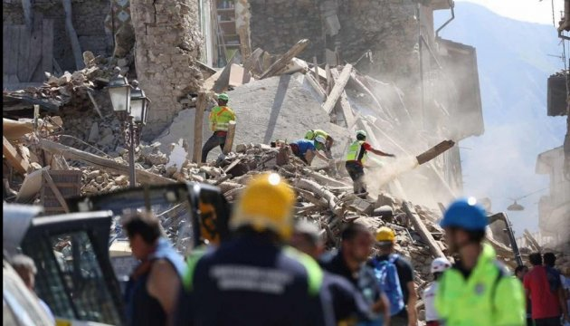 Foreign Ministry: No Ukrainians injured or killed as a result of Italian earthquake