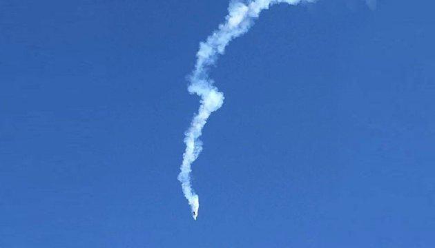 У Сирії збили бомбардувальник Су-24 армії Асада