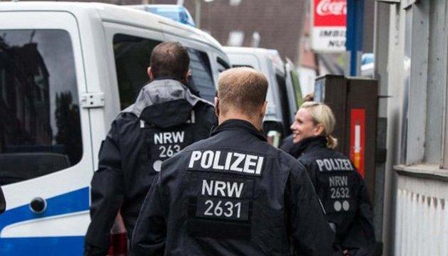 В Германии задержали беженца за подготовку теракта