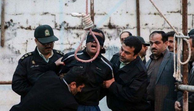 В Ірані стратили двох людей за корупцію