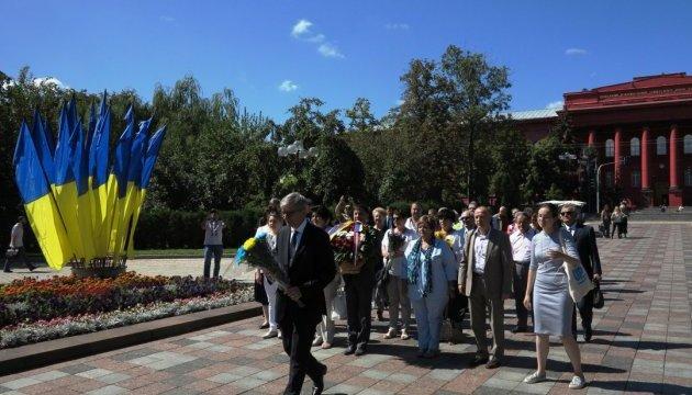 У Києві завершилися річні збори Світового конгресу українців