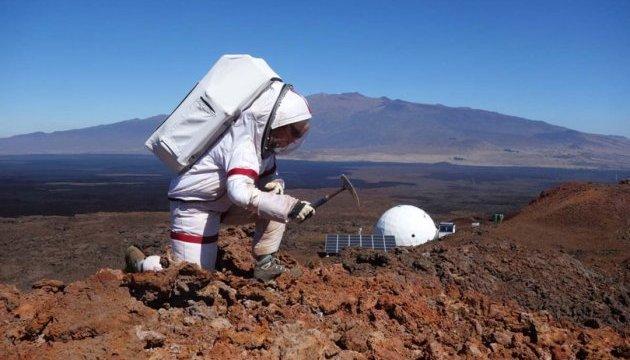 Завершився експеримент із симуляції життя на Марсі