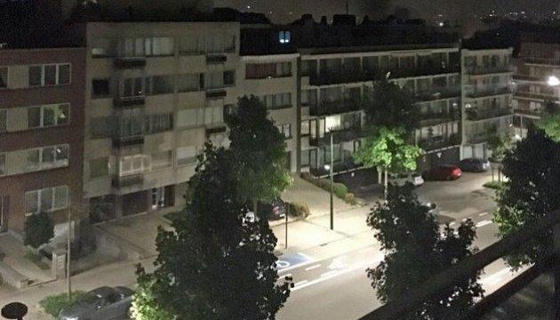 В Брюсселе ночью пытались подорвать институт криминалистики