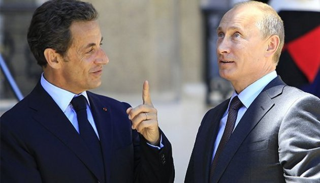 Соратников Саркози обвинили в «путинизации разума»