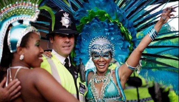 Карнавал у Лондоні: масова бійка і понад 100 затриманих