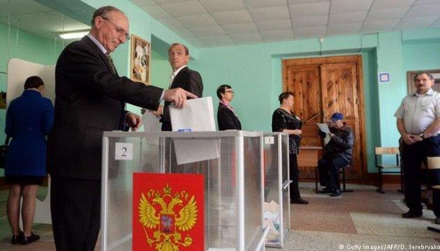 Російські вибори у Придністров'ї порушують міжнародне право - правозахисники