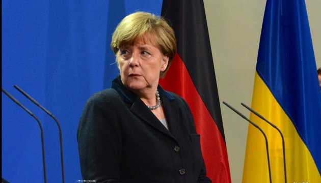 Merkel: Normandy format is the right way to achieve peace in Ukraine
