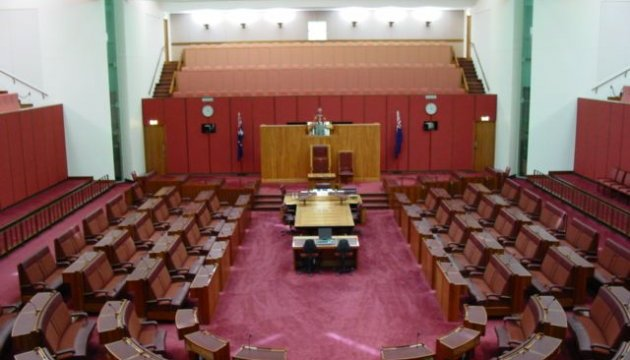 Протестующие в столице Австралии препятствовали работе парламента