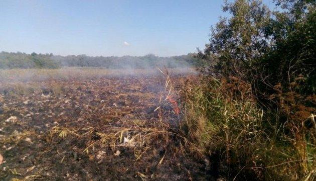 Зубко грозится отбирать земли у безответственных владельцев из-за пожаров
