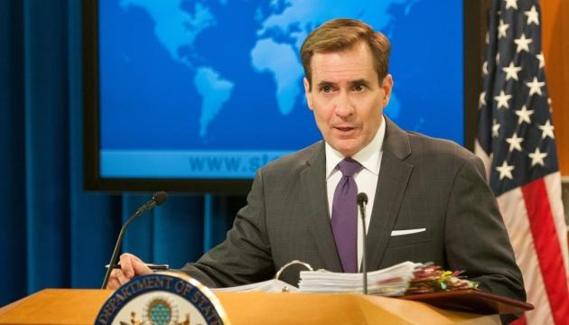 Le Pentagone a exprimé son inquiétude concernant des tensions frontalières en Ukraine