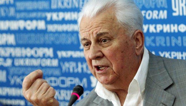 Кравчук пояснив, чому не варто обговорювати денонсацію Договору про дружбу з РФ
