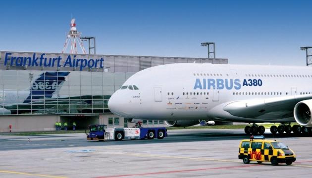 Аеропорт Франкфурта-на-Майні почав писати Kyiv замість Kiev