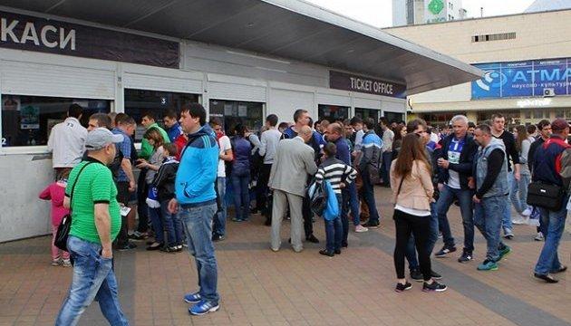 Началась продажа билетов на матчи киевского
