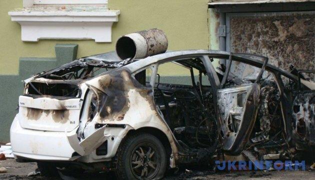 Вінницька міськрада триматиме на контролі справу про підпал авто депутата
