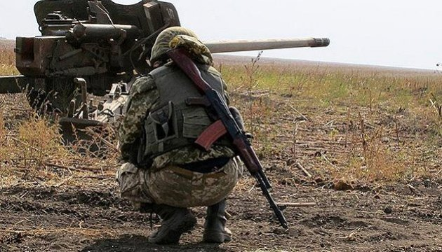 Cease-fire in ATO area observed - Defense Minister Poltorak