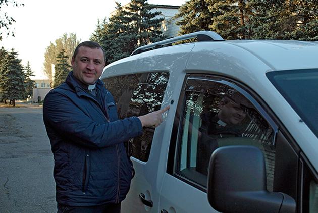 Сергей Косяк / Фото: http://antikor.com.ua/