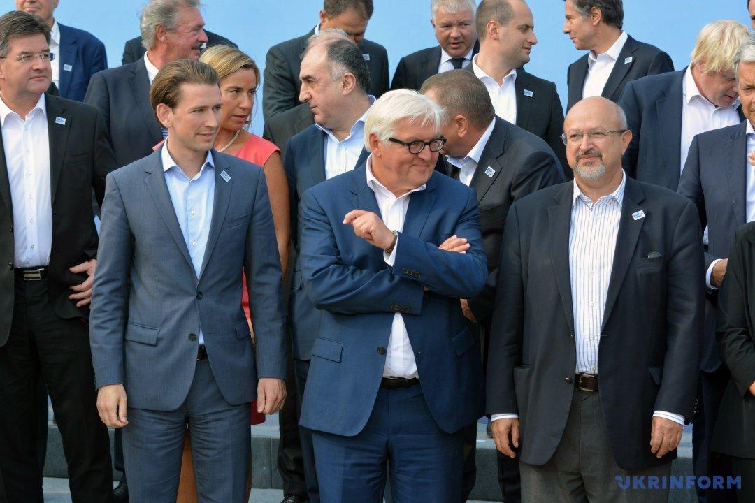 У німецькому Потсдамі зустрілися міністри закордонних справ країн-учасниць ОБСЄ