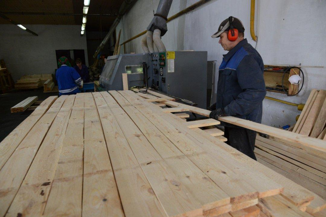Виробничий комплекс у Мамрині, що поблизу Коростишева, випускає зараз понад 20 видів продукції