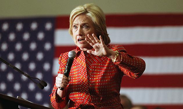 Клінтон / Фото: www.washingtontimes.com