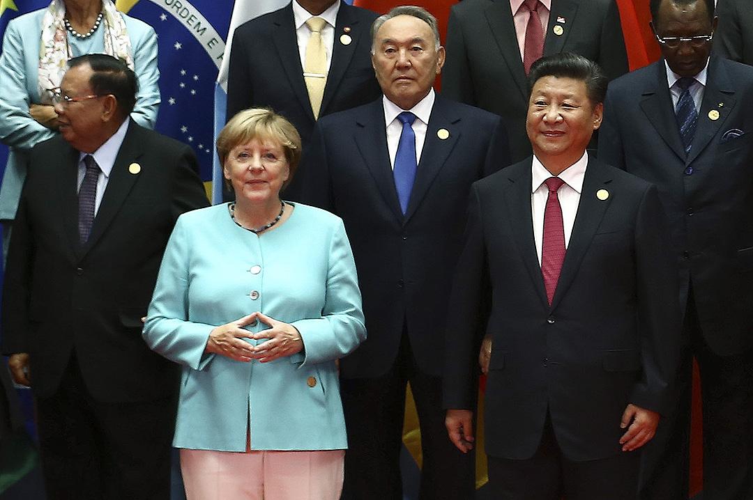Ангела Меркель / Фото: АА