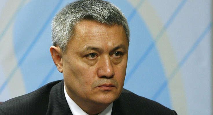 На фото: віце-прем'єр Узбекистану Рустам Азімов