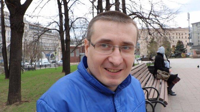 Роман Рославцев. Фото: livejournal.com