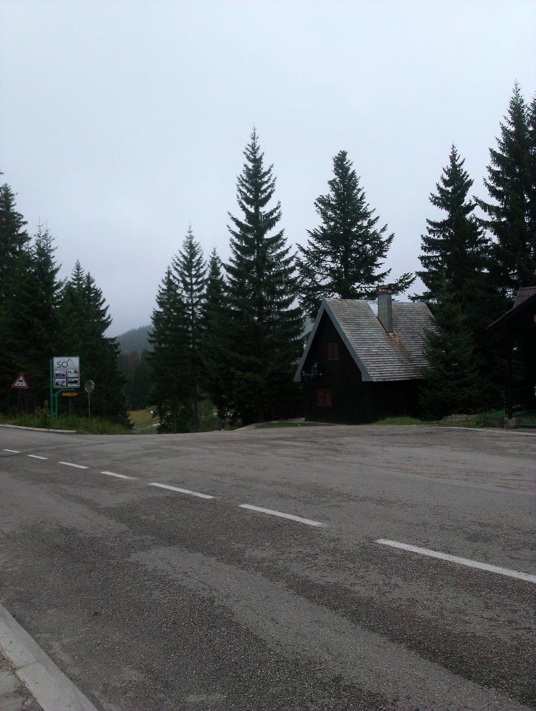 Жилые дома в Жабляке