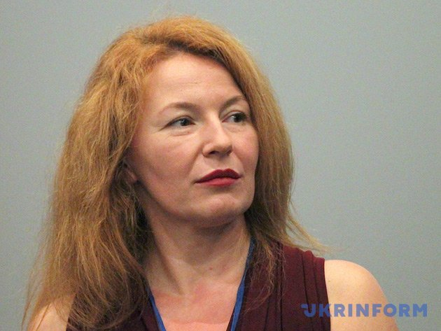 Актриса Тетяна Юрікова