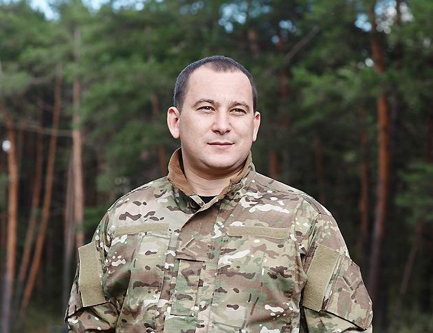 Олександр Кватирко. Фото: lisvisnyk.com.ua