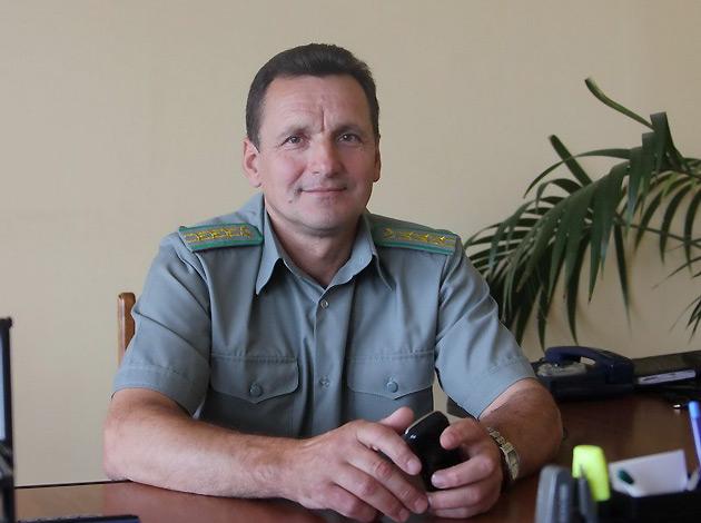 Николай Мельник. Фото: Волынское областное управление лесного и охотничьего хозяйства