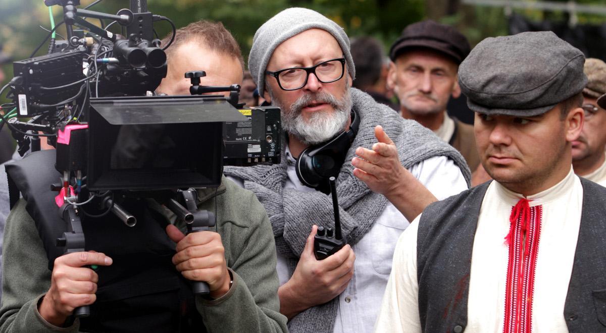 Войцех Смаржовскі (в центрі). Фото: Krzysztof Wiktor/Film it