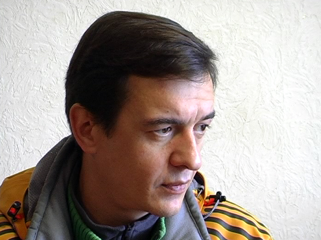 Евгений Гапич. Фото: ntktv.ua
